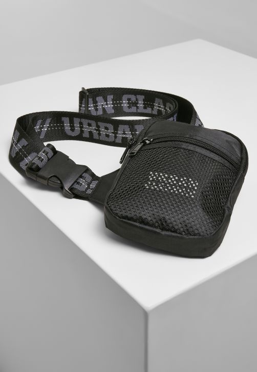 Small Recycled Ripstop Crossbody Bag
