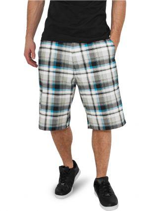 Big Checked Shorts