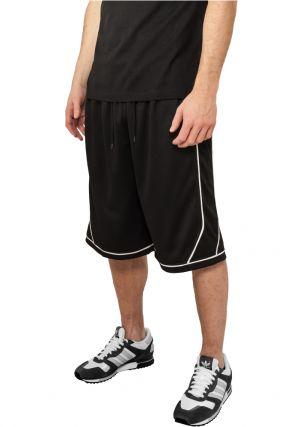 Piping Bball Mesh Shorts