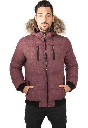 Melange Expedition Bubble Jacket