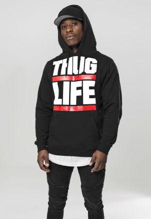 Thug Life Block Logo Hoody