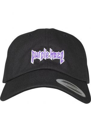 Purp Dad Cap