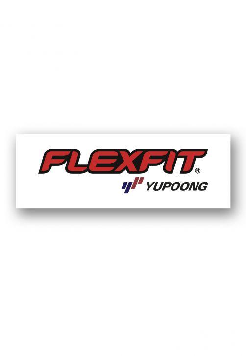 Flexfit Yupoong Sticker
