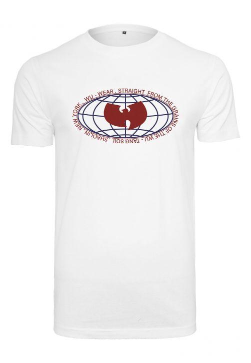 Wu-Wear Globe Logo Tee