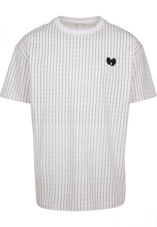 Wu-Wear Pin Stripe Tee