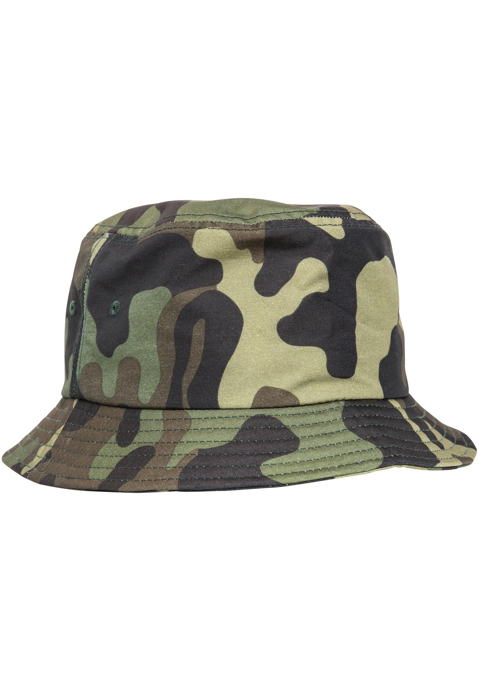 Camo Bucket Hat 5003cb