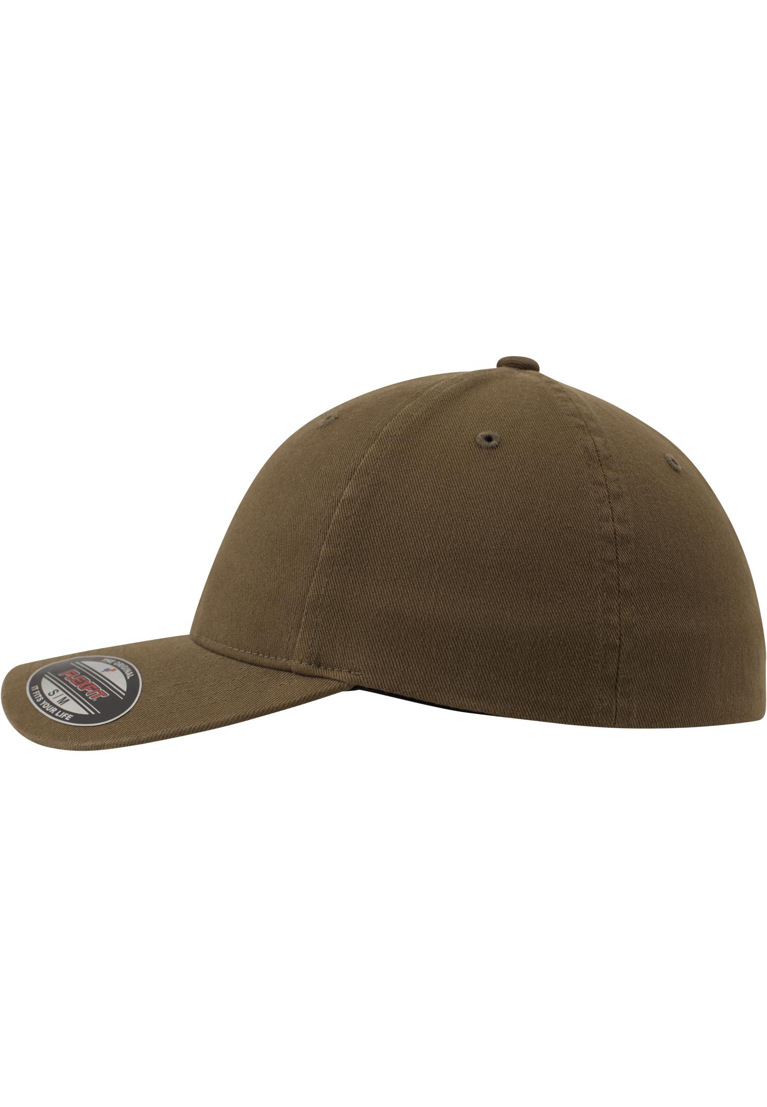 Flexfit Herren Cap Mütze Kappe Baseball Flexfit Garment Washed Camo