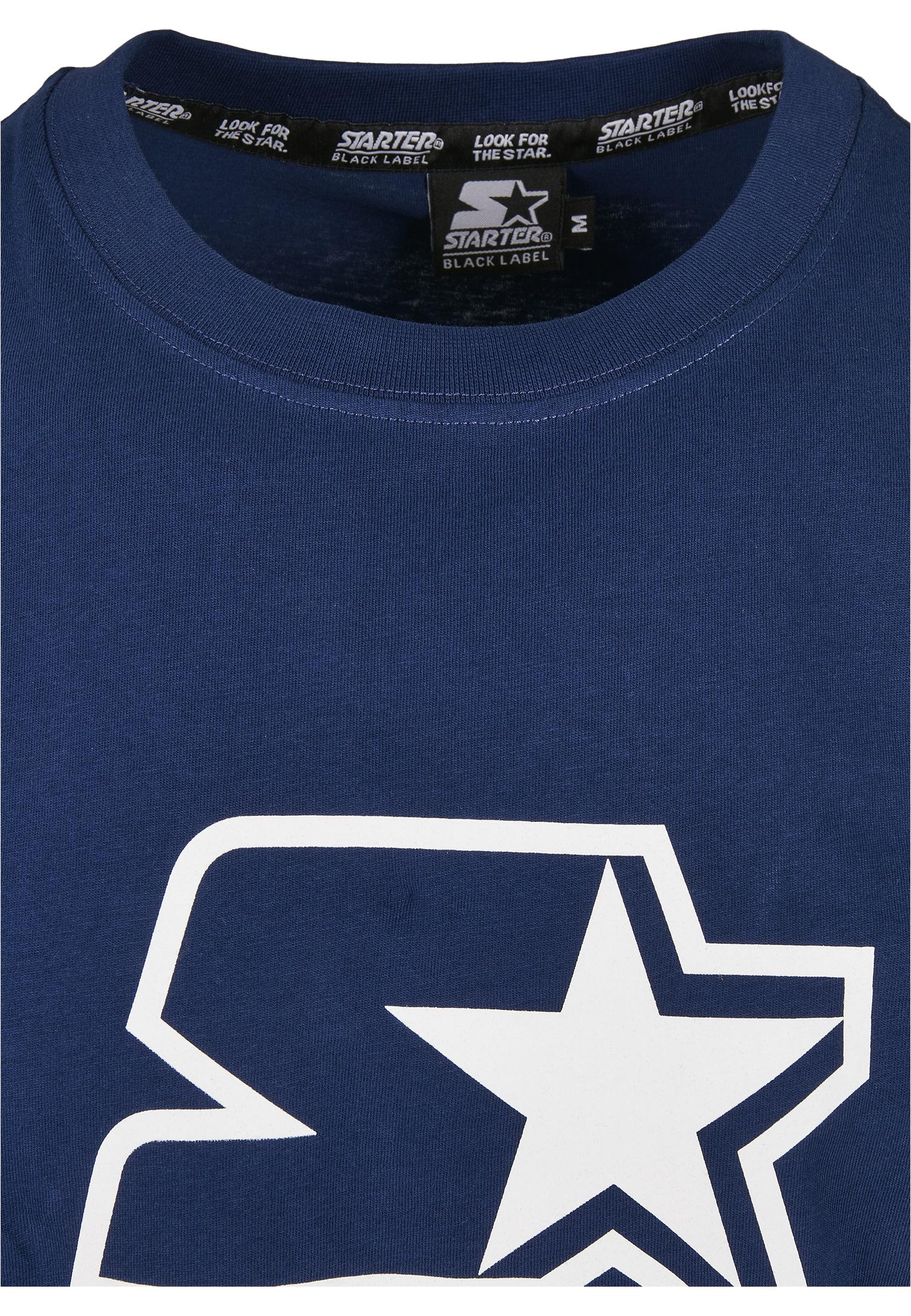 Starter Black Label T-Shirt Starter Logo Tee Blue Night