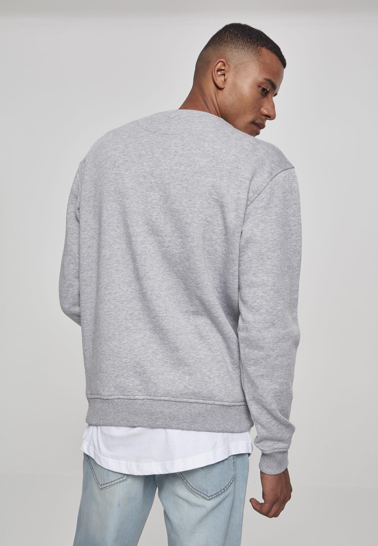 Urban Classics Herren Sweatshirt Pullover Sweater Crewneck Sweatshirt