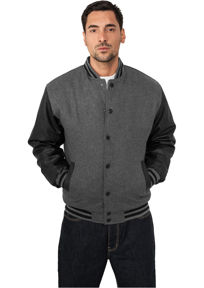 Half-Leather College Jacket-TB103 69ab914c4c