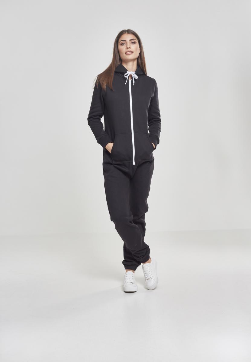 Ladies Sweat Jumpsuit TB1077