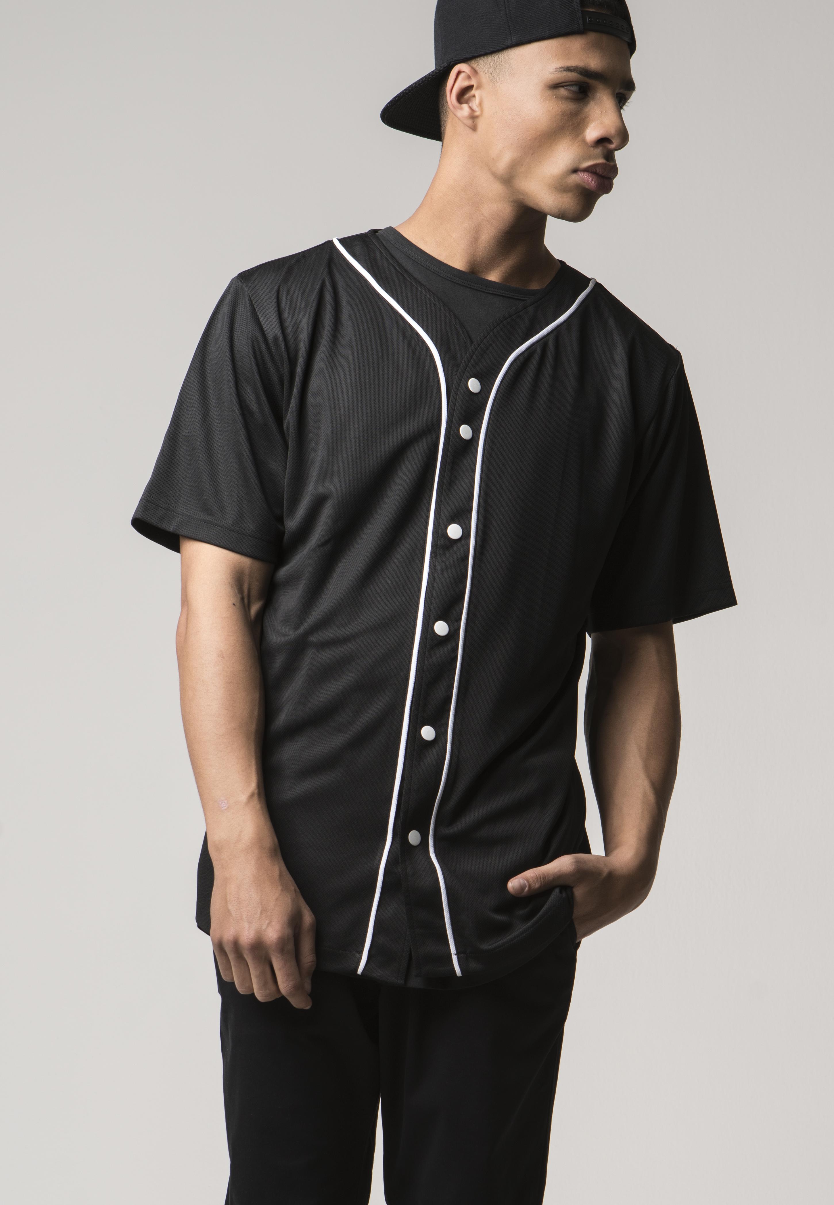 Baseball Mesh Jersey-TB1237