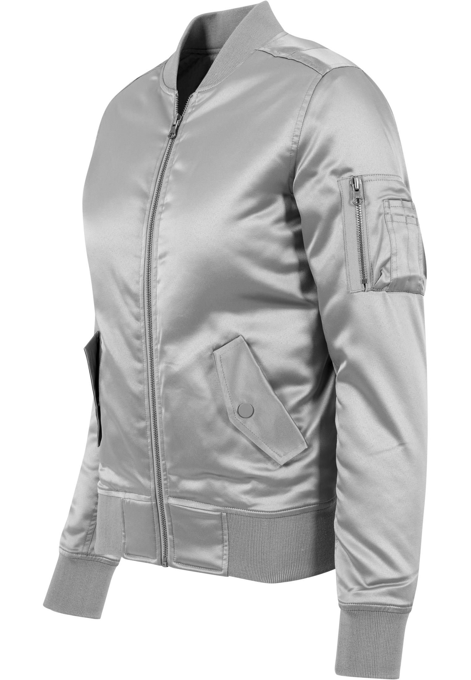 Urban Classics Damen Jacke Ladies Light Bomber Jacket