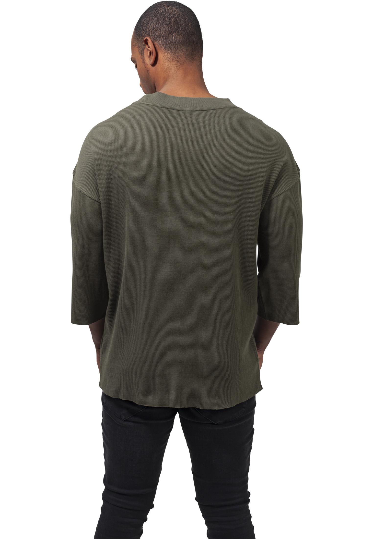 Urban Classics Thermal Boxy tee Camiseta para Hombre