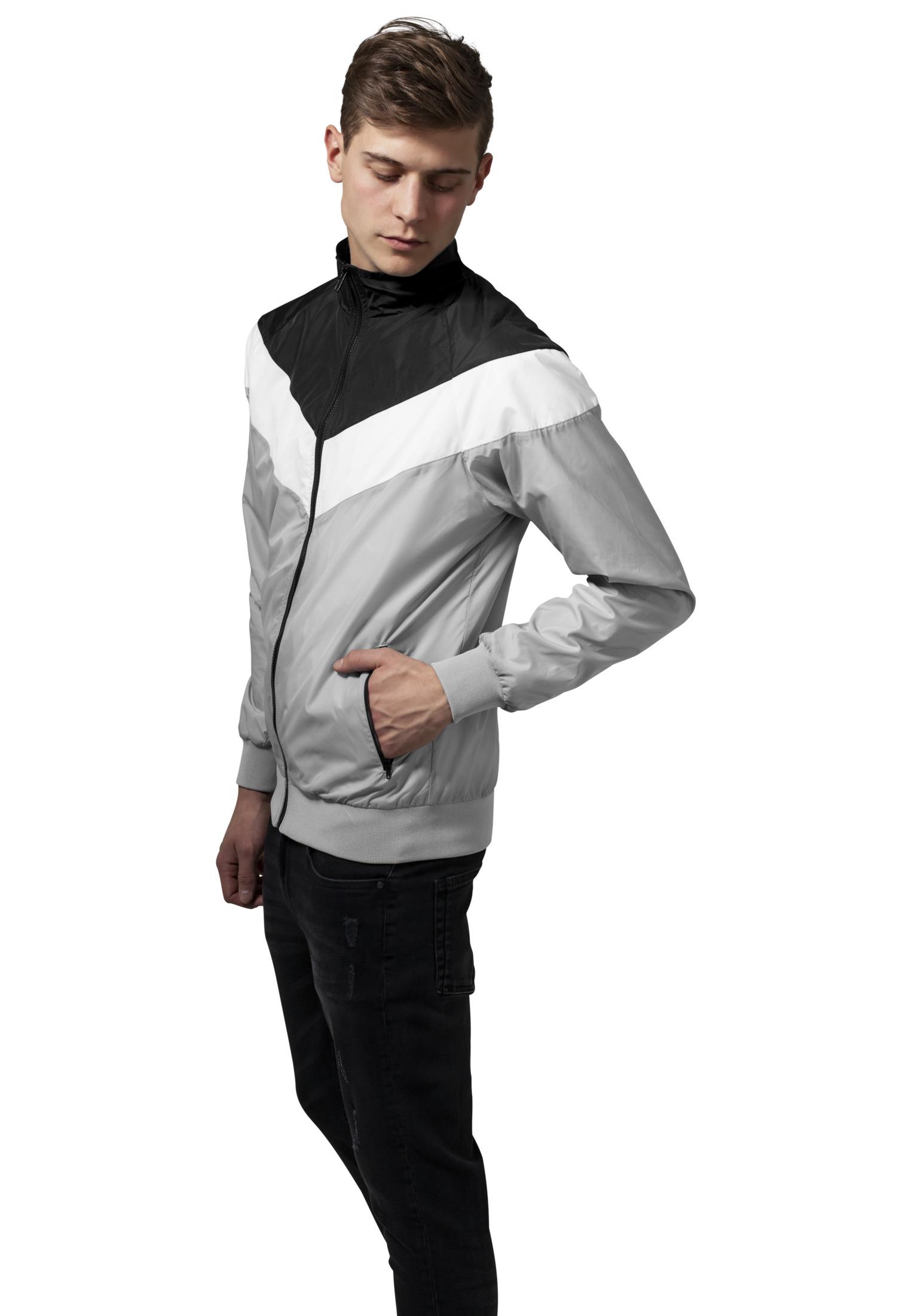 Urban Classics Mens Lightweight Jacket Transition Hooded Big Diamond Quilt Jacket
