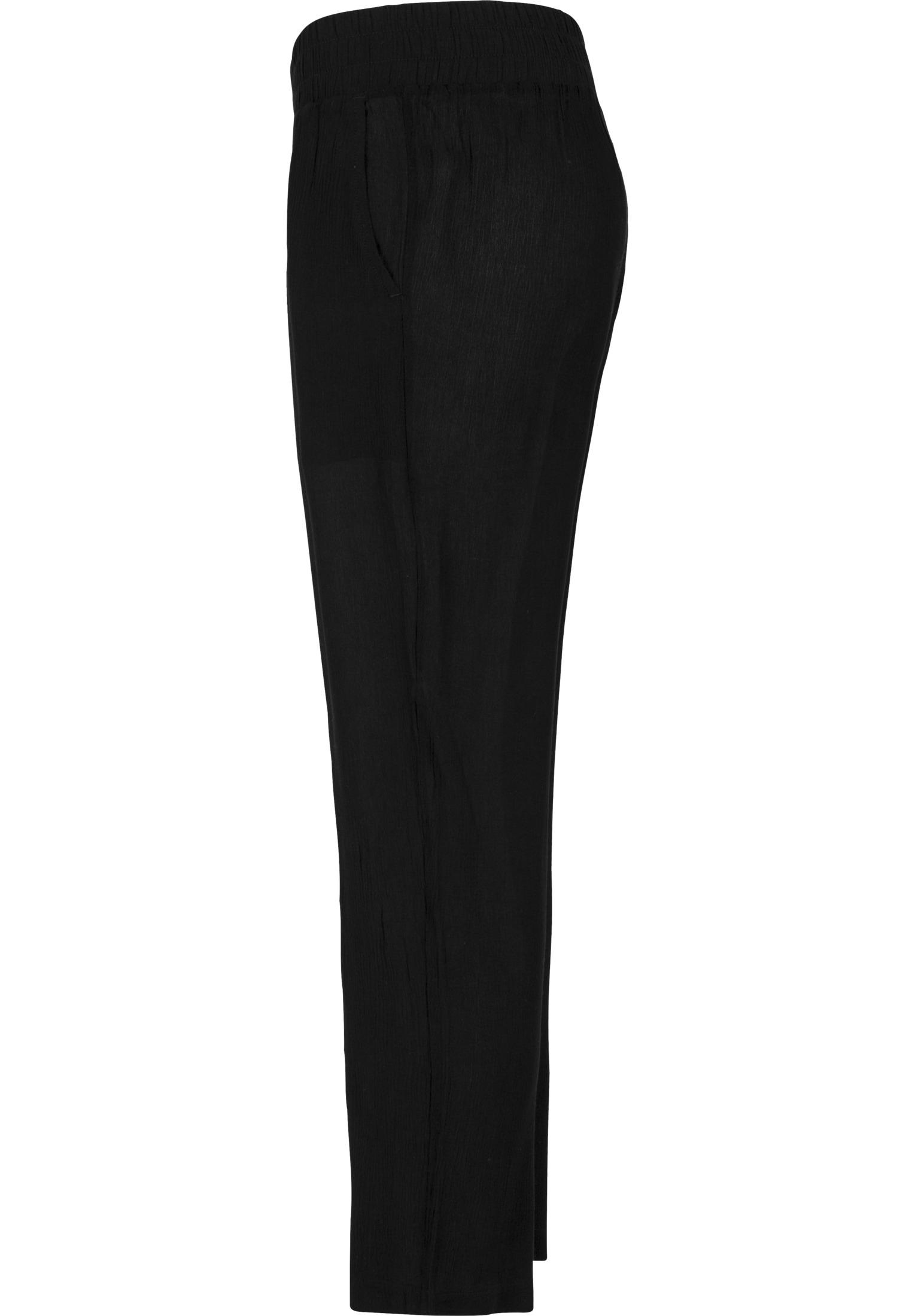 Urban Classics Damen Hose Ladies Beach Pants