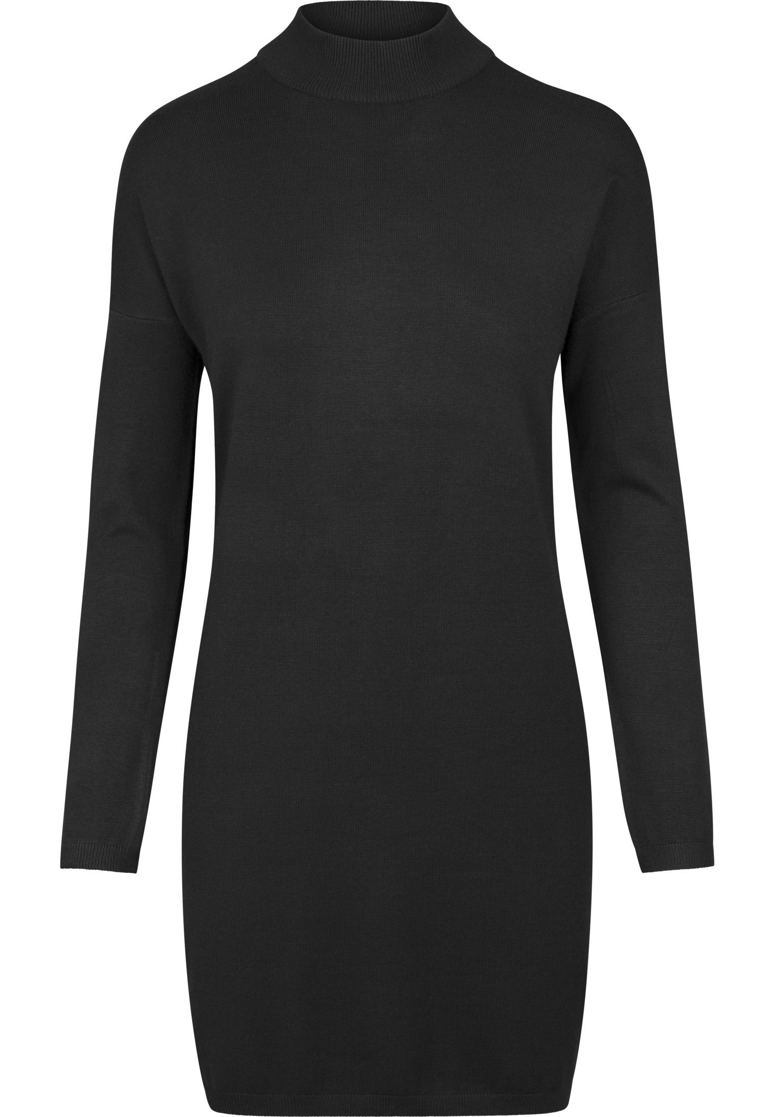 kleider urban classics damen kleid longshirt kurz oversized