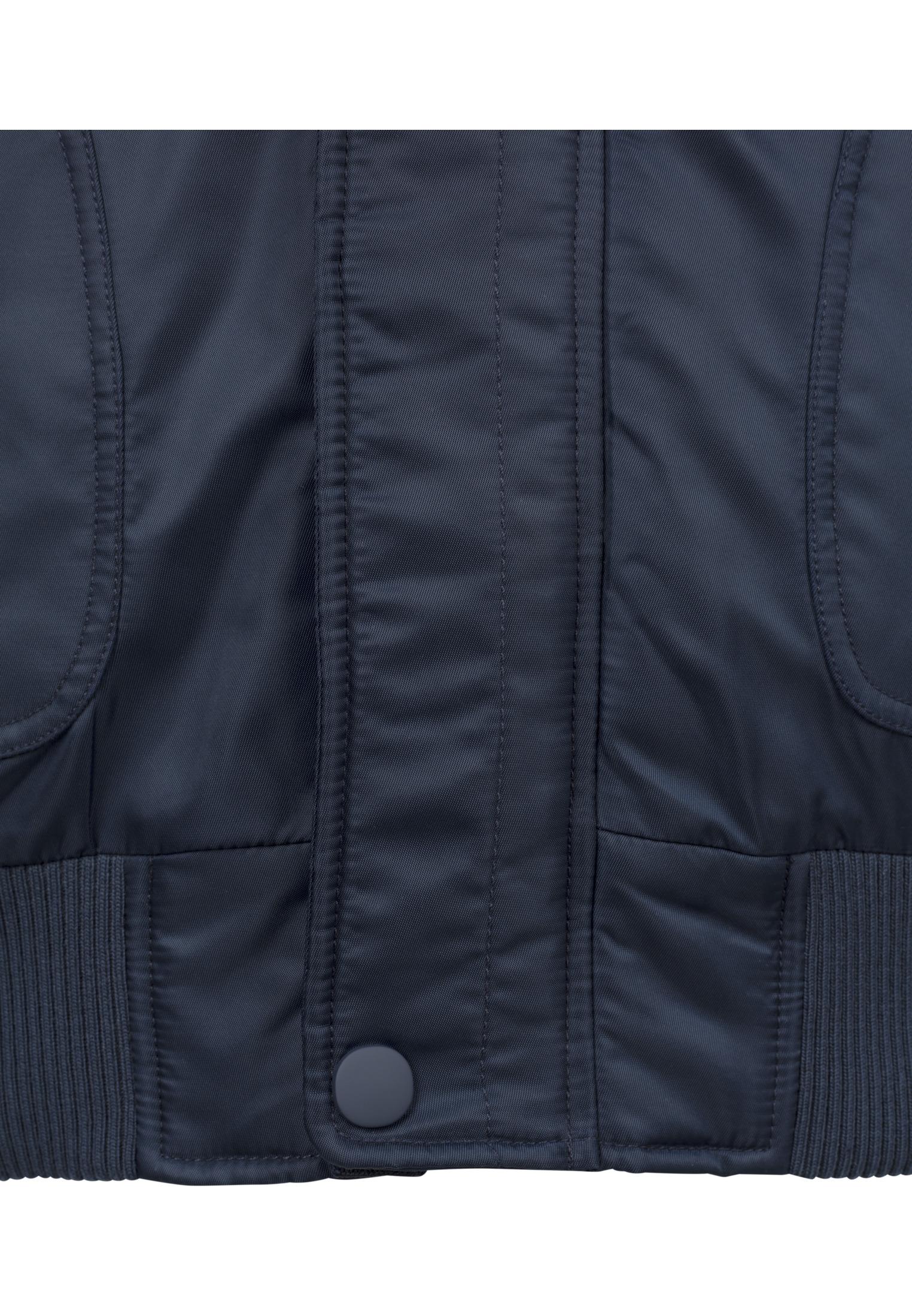 Urban Classics Herren Hooded Heavy Fake Fur Bomber Jacket TB1809
