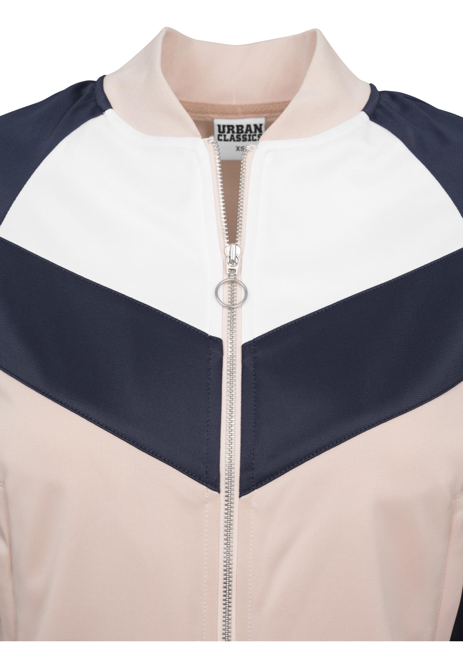 Ladies Short Raglan Track Jacket TB1856