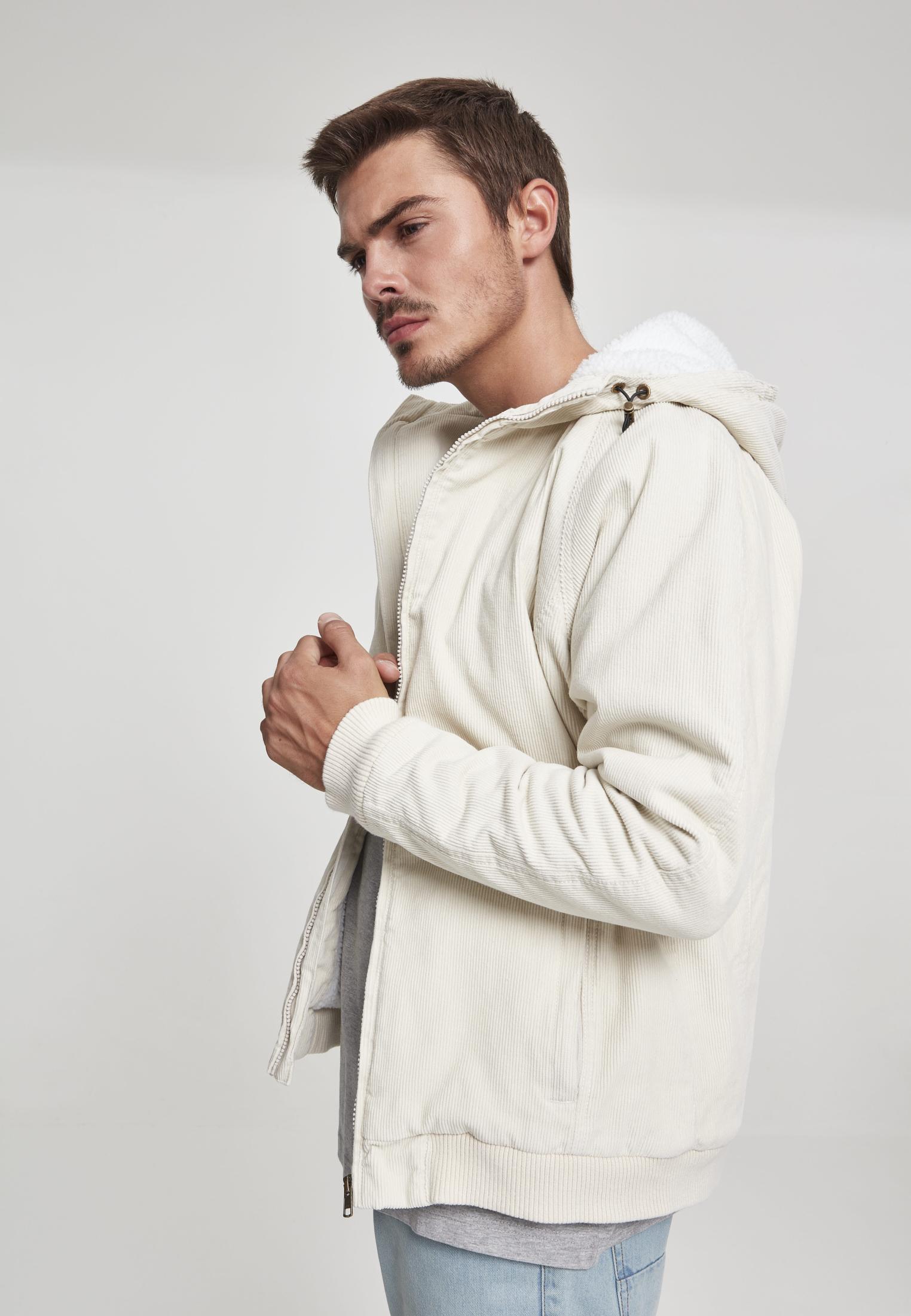 Details zu Urban Classics Herren Winterjacke Jacke Hooded Heavy Fake Fur Bomber Jacket