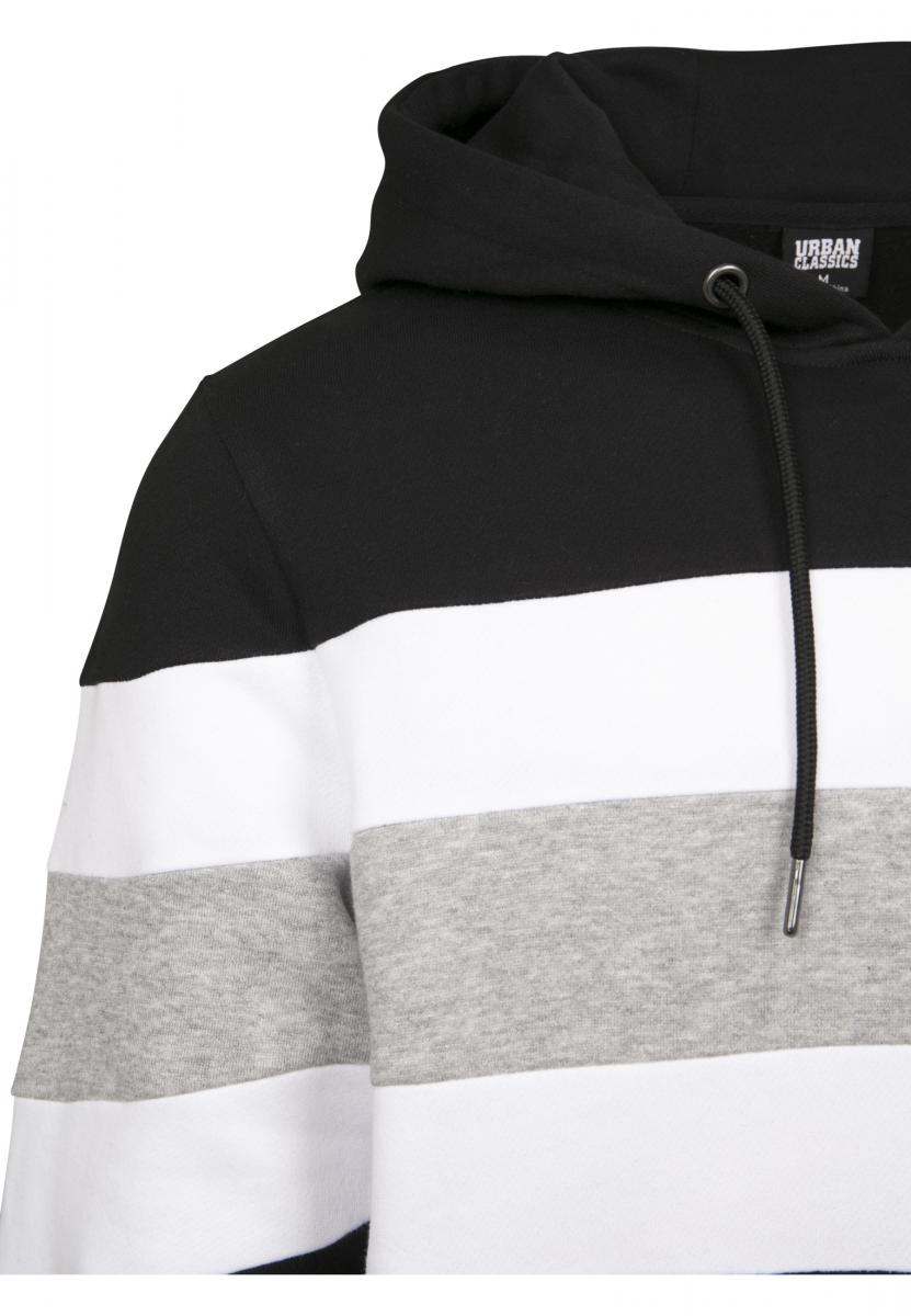 ce88648d ... Chest Striped Hoody ...