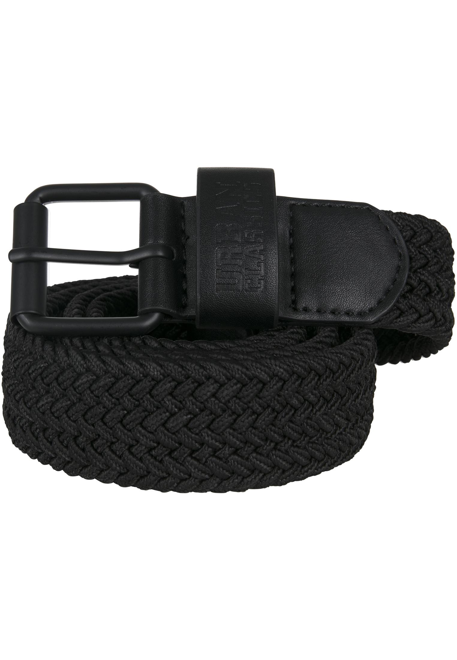 Urban-Classics-Herren-Guertel-casual-Leather-Imitation-Belt Indexbild 11