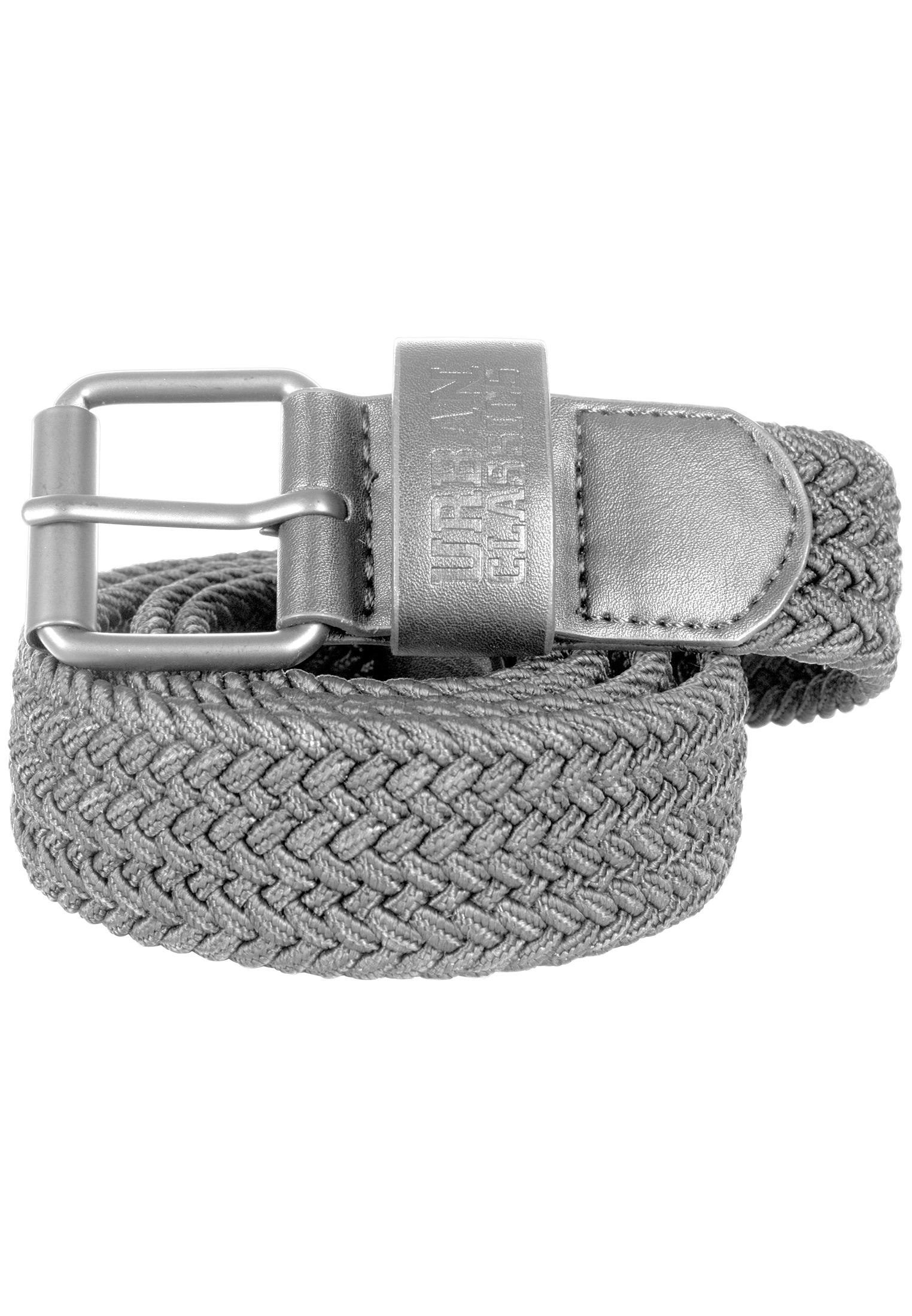 Urban-Classics-Herren-Guertel-casual-Leather-Imitation-Belt Indexbild 12