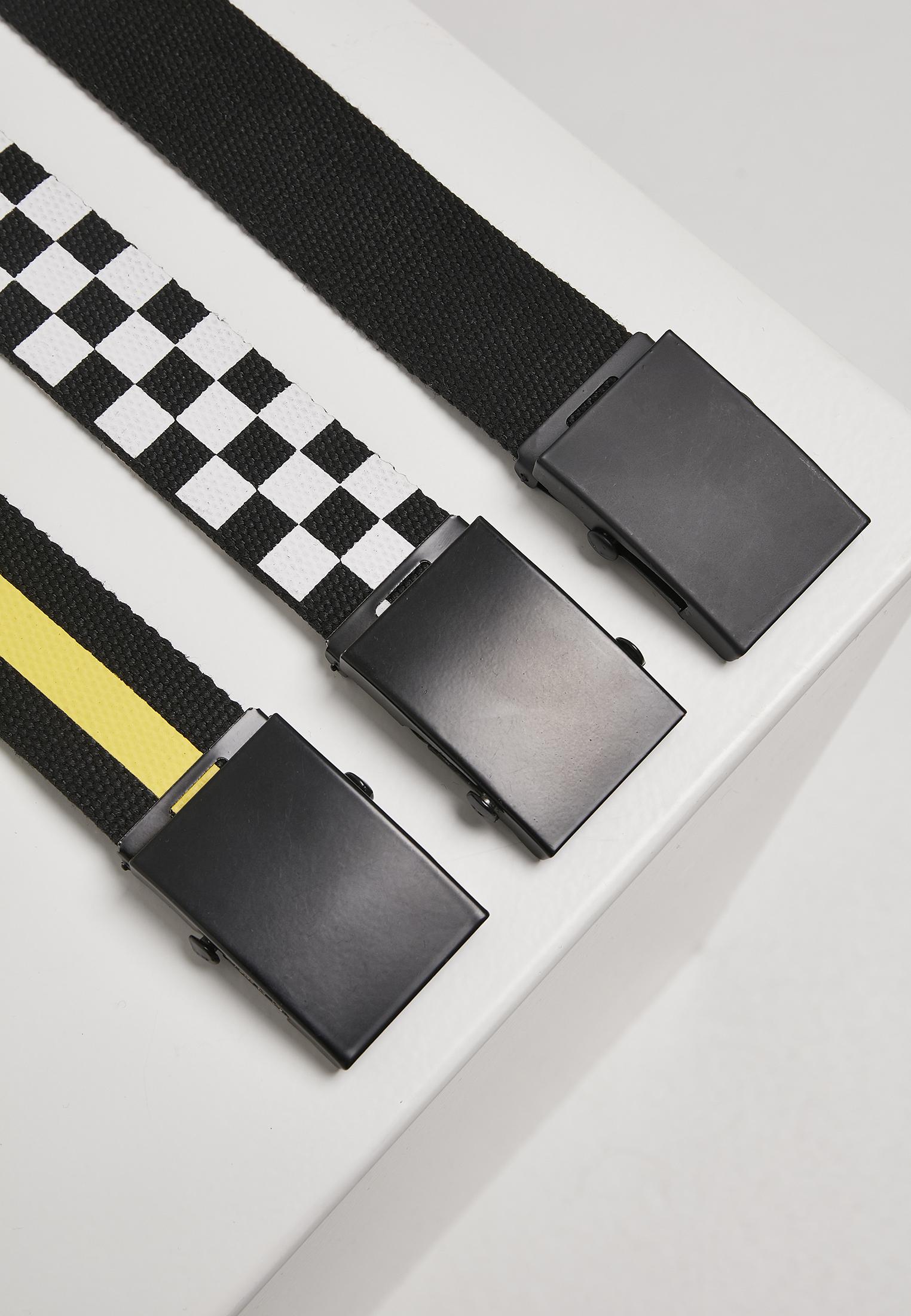 Urban-Classics-Herren-Guertel-casual-Leather-Imitation-Belt Indexbild 16