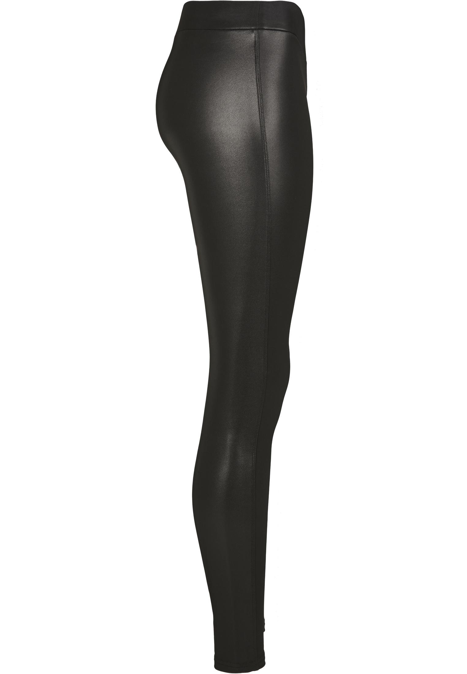 Urban Classics Damen Leggings Sporthose Fitness Ladies Pattern