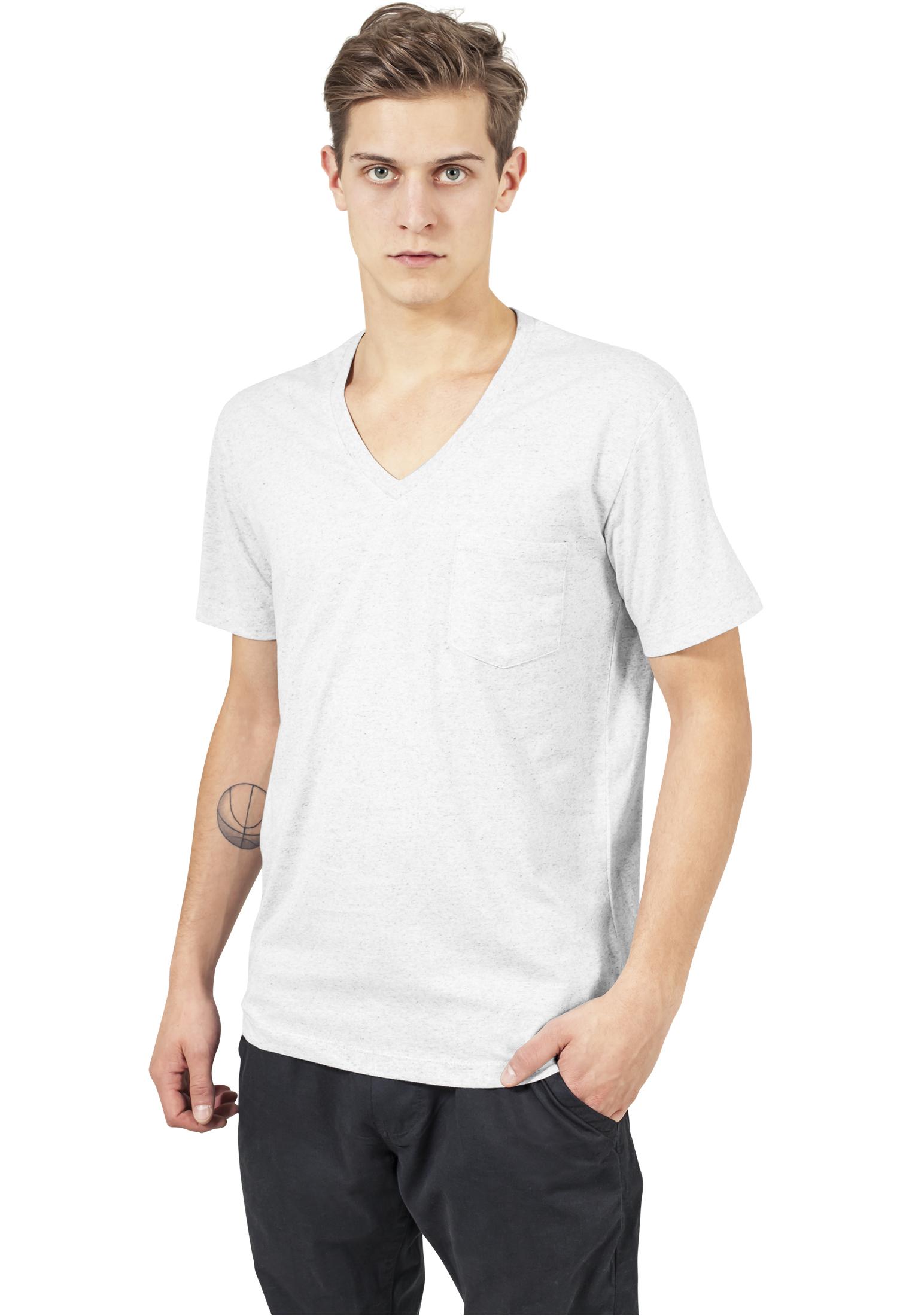 Urban Classics Basic V-Neck tee Camiseta para Hombre