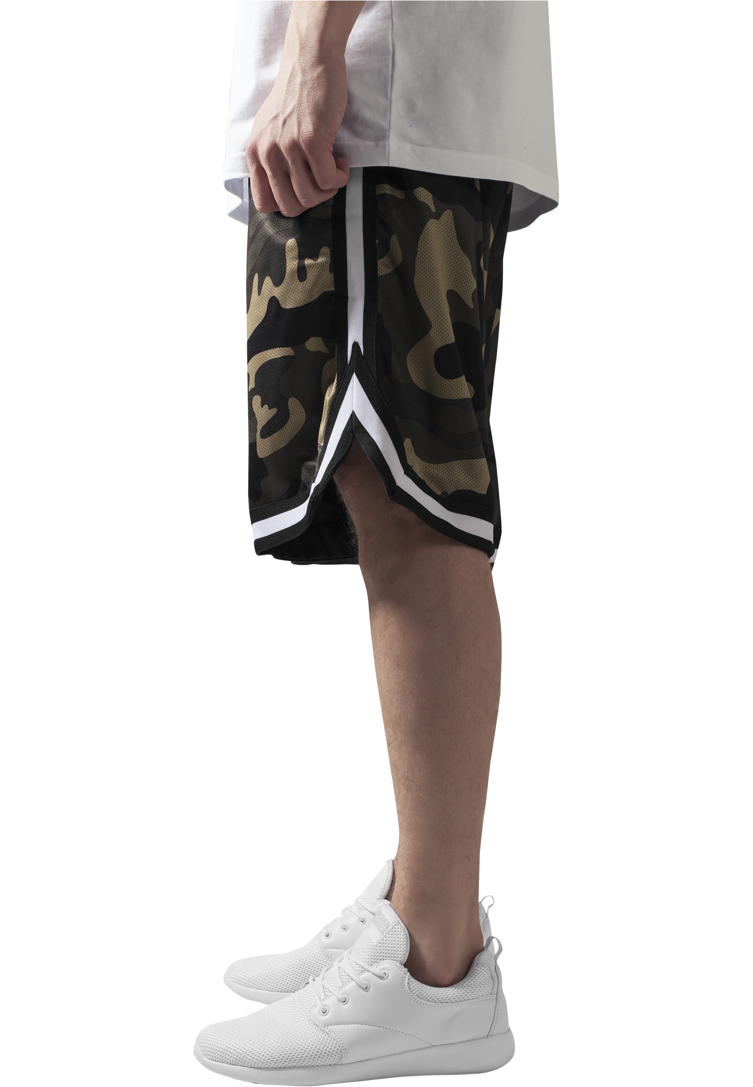 592ccf2afb Camo Stripes Mesh Shorts Camo Stripes Mesh Shorts ...