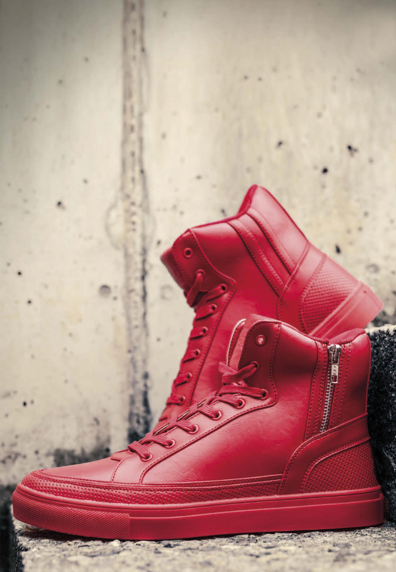 Zipper High Top Shoe Urban Classics 2C8c3LU