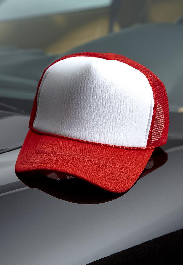 Baseball Cap Trucker high profile