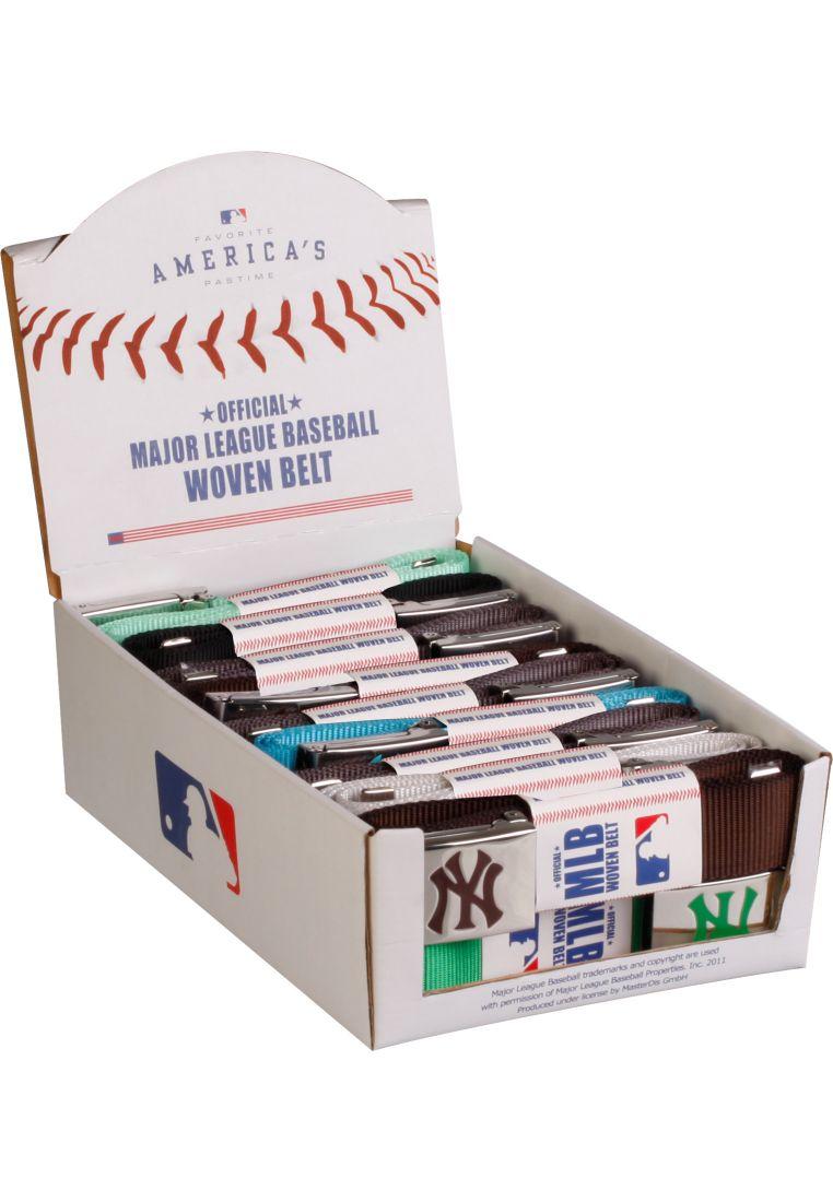 MLB Wovenbelt Display - TILAUSTUOTTEET - TTU10305 - 1