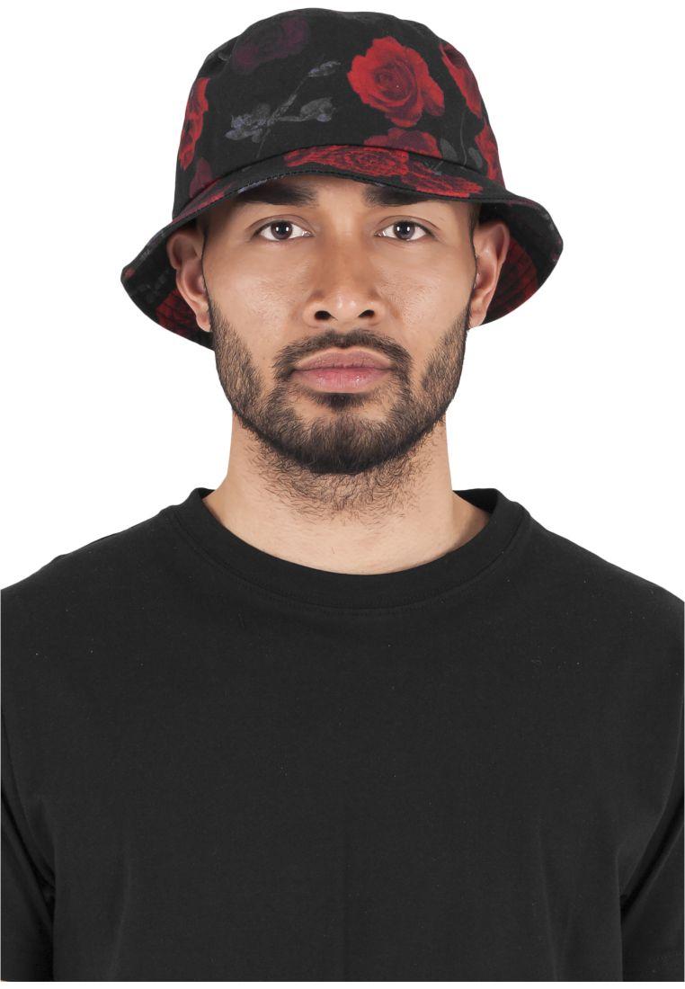 Roses Bucket Hat - LIPPIKSET JA HATUT - TTU5003R - 1