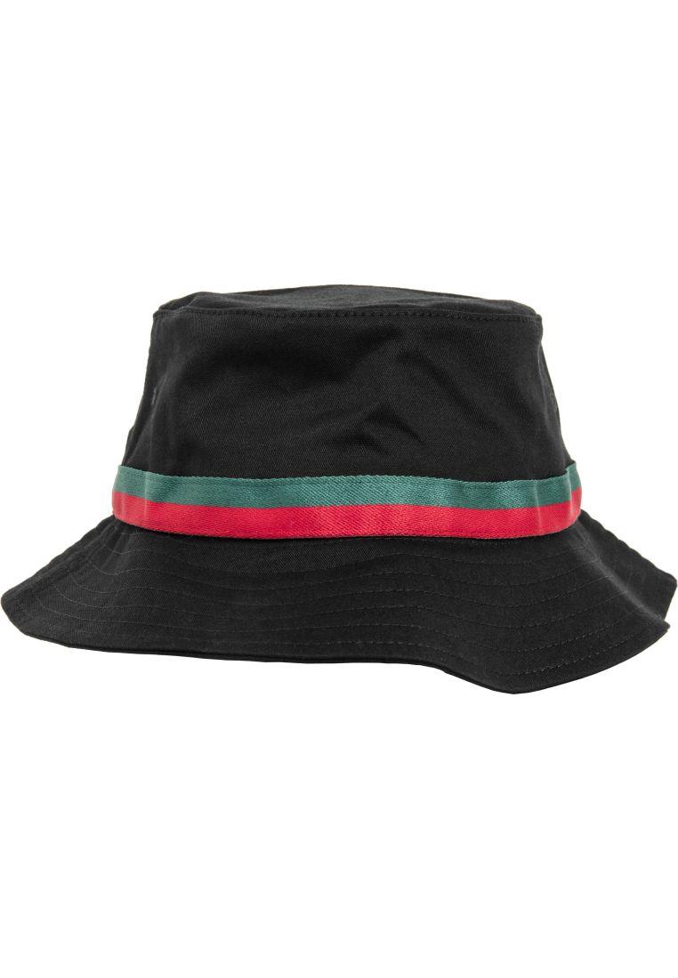 Stripe Bucket Hat - LIPPIKSET JA HATUT - TTU5003S - 1