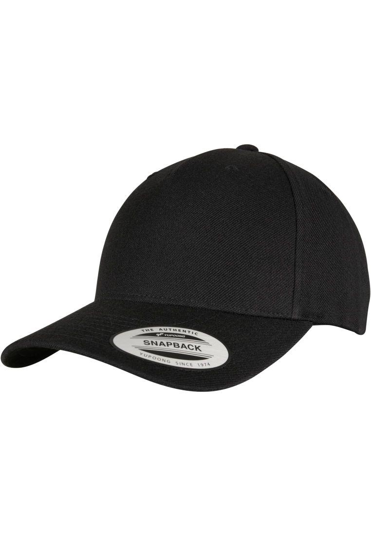 YP CLASSICS 5-PANEL PREMIUM CURVED VISOR SNAPBACK CAP