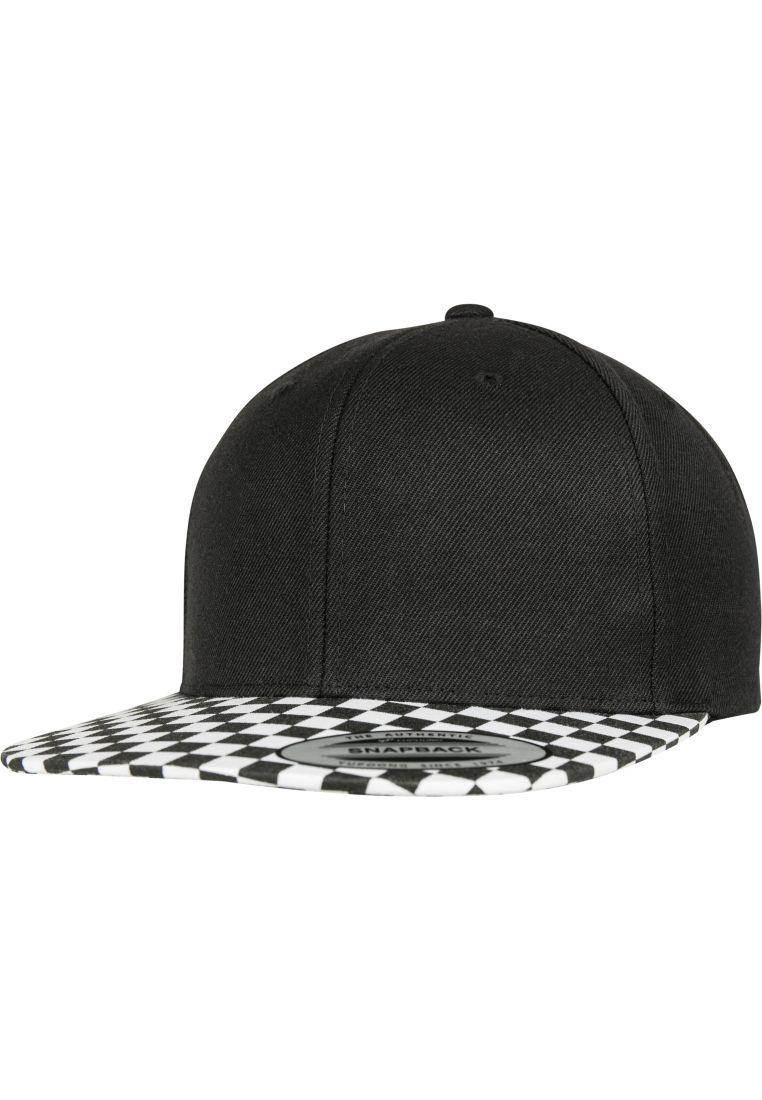 Checkerboard Snapback - TILAUSTUOTTEET - TTU6089CB - 1
