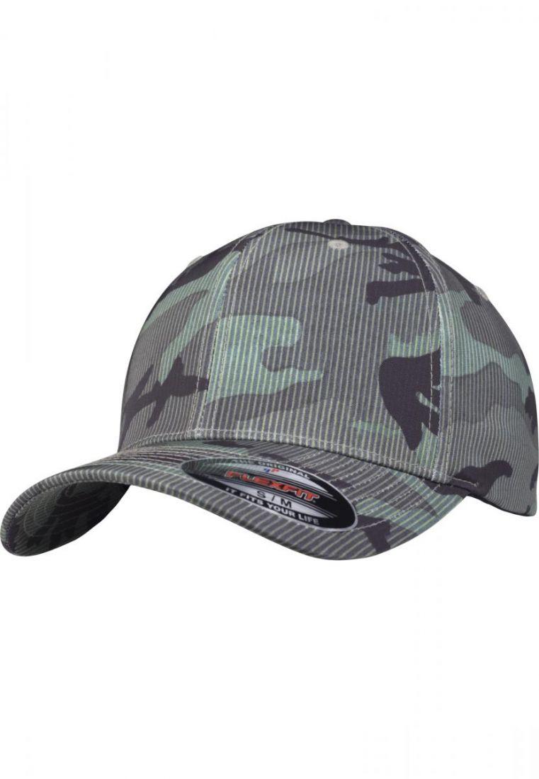 Flexfit Camo Stripe Cap - TILAUSTUOTTEET - TTU6277CS - 1