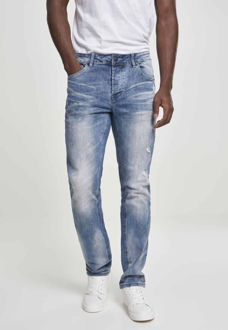 Will Washed Denim Jeans