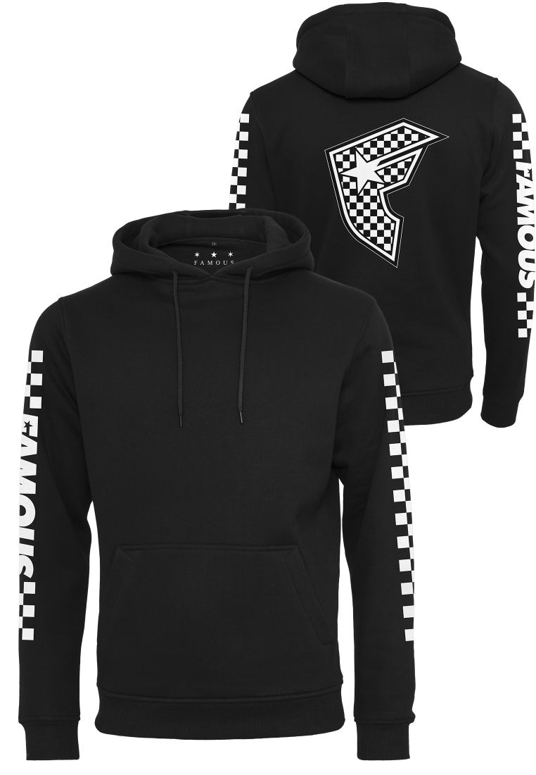 Checker Badge Hoody