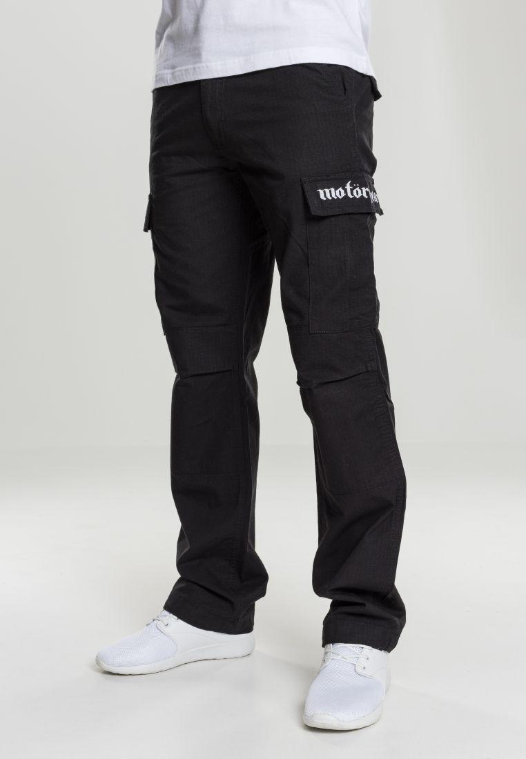 Motörhead Logo Cargo Pants - HOUSUT JA SHORTSIT - TTUMC001 - 1