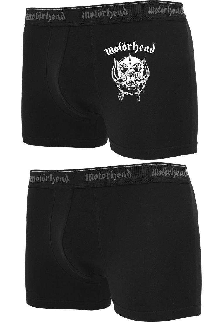 Motörhead Logo Boxershort Pack - ASUSTEET - TTUMC004 - 1