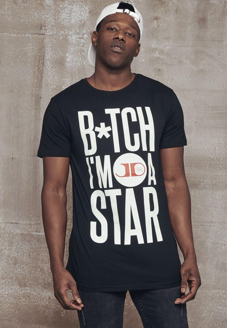Jason Derulo B*tch I´m A Star Tee - T-PAIDAT - TTUMC023 - 1