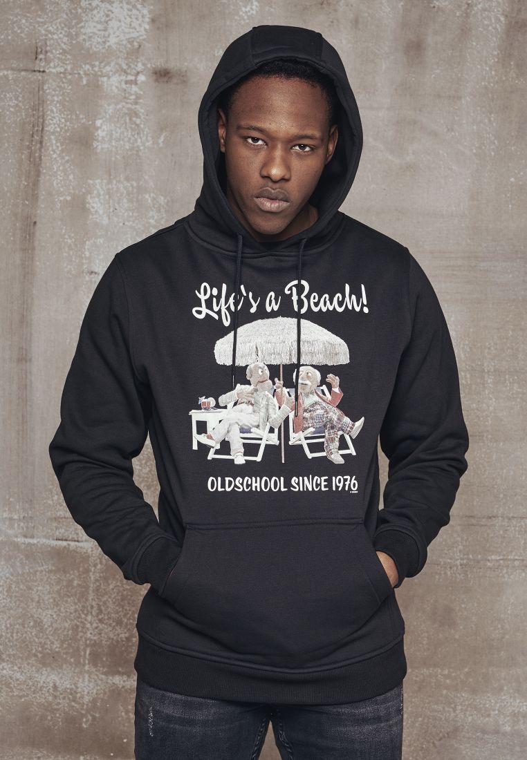 Muppets Life's a Beach Hoody - HUPPARIT - TTUMC036 - 1