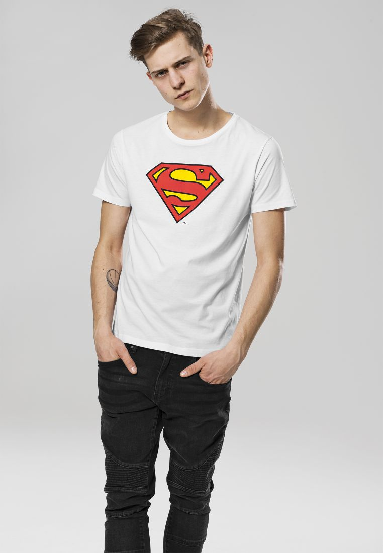 Superman Logo Tee - T-PAIDAT - TTUMC039 - 1