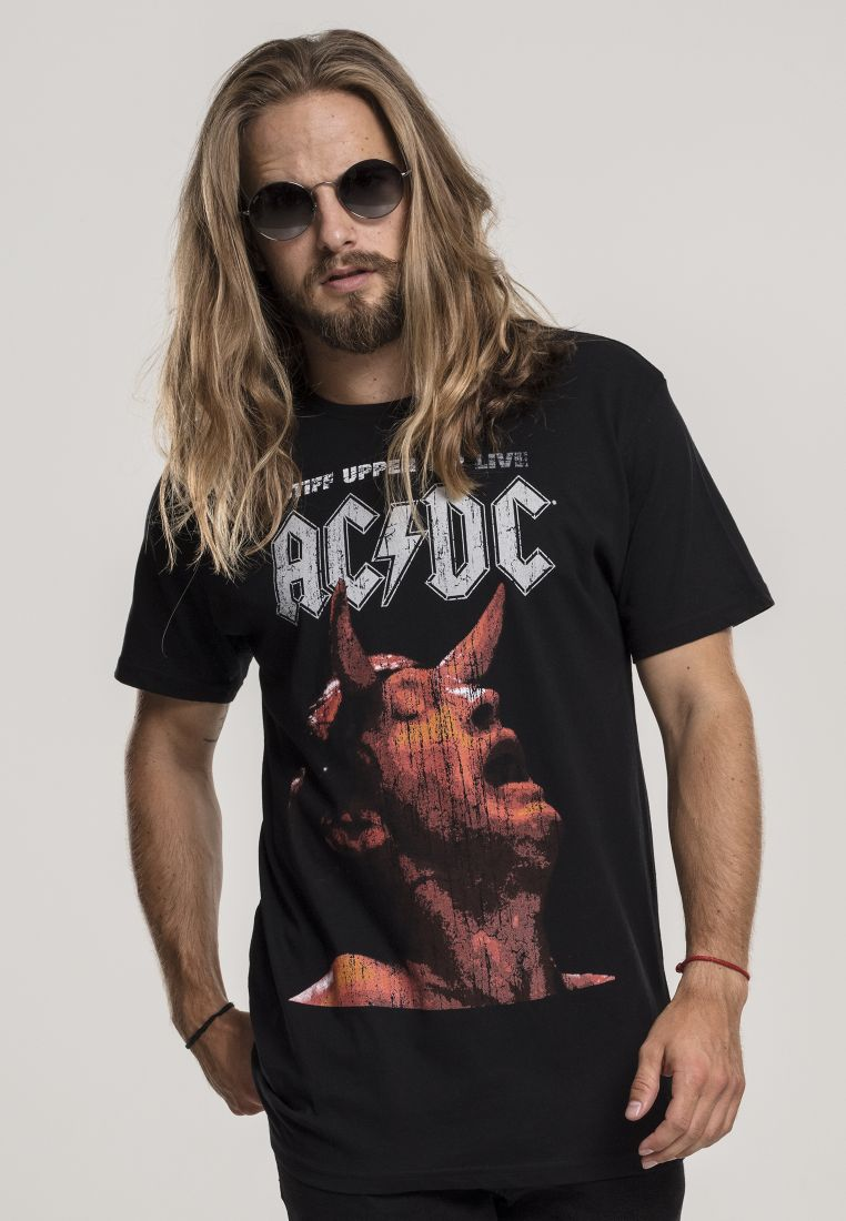 AC/DC Stiff Tee - T-PAIDAT - TTUMC055 - 1
