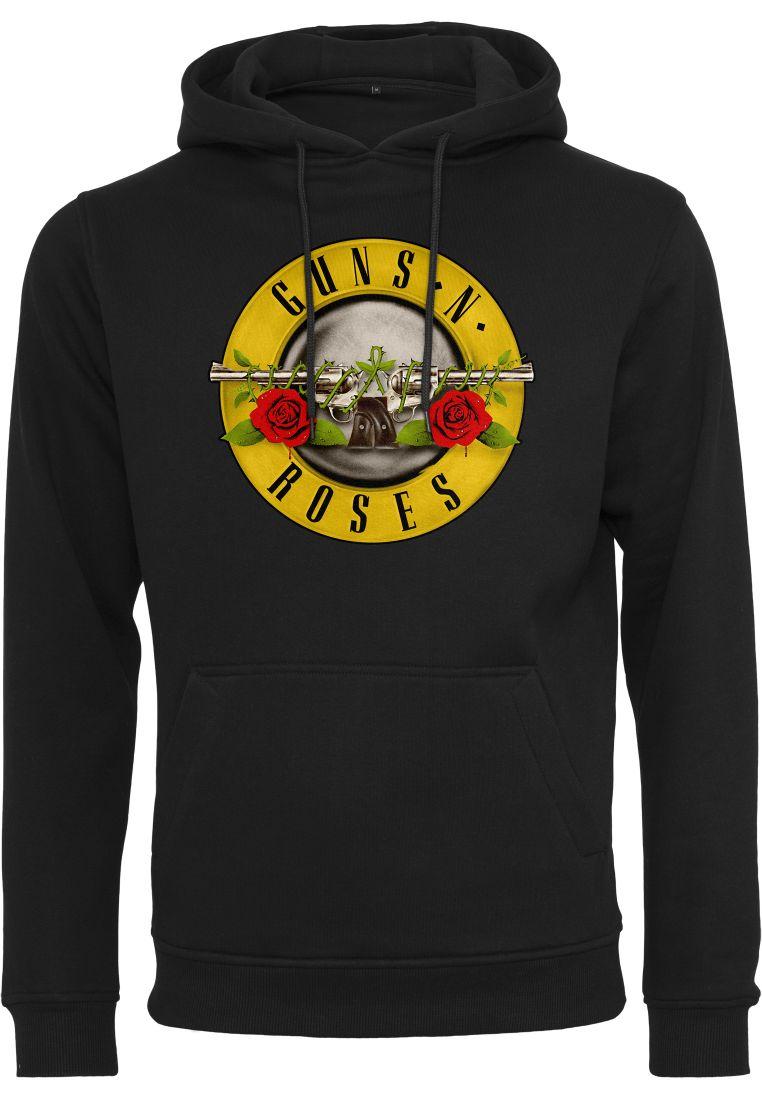Guns n' Roses Logo Hoody - HUPPARIT - TTUMC056 - 1