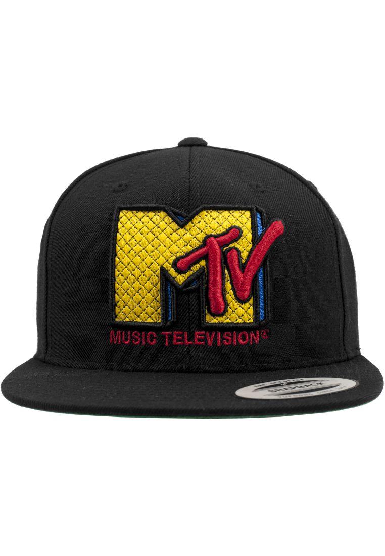 MTV Quilt Snapback - LIPPIKSET, HATUT JA PIPOT - TTUMC057 - 1
