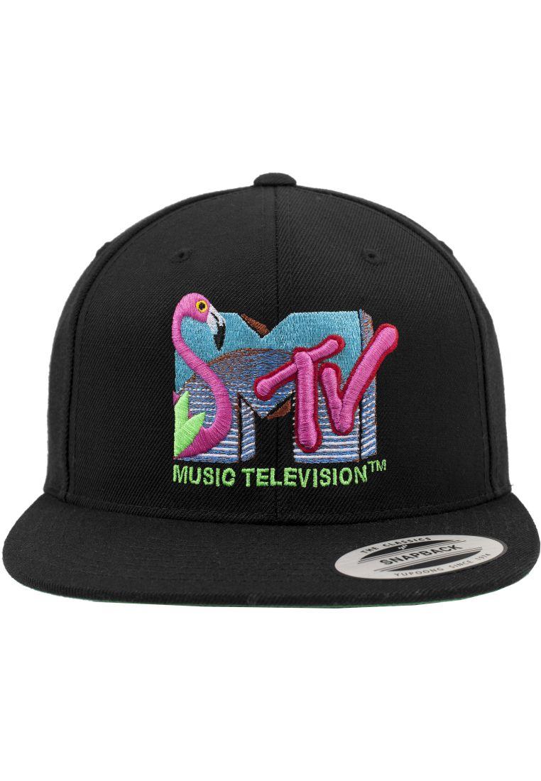 MTV Flamingo Snapback - LIPPIKSET, HATUT JA PIPOT - TTUMC058 - 1